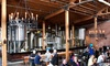 Mission Brewery - East Village: Brewery Tour for Two, Four, or Eight with Pint Glasses at Mission Brewery (Up to 50% Off)
