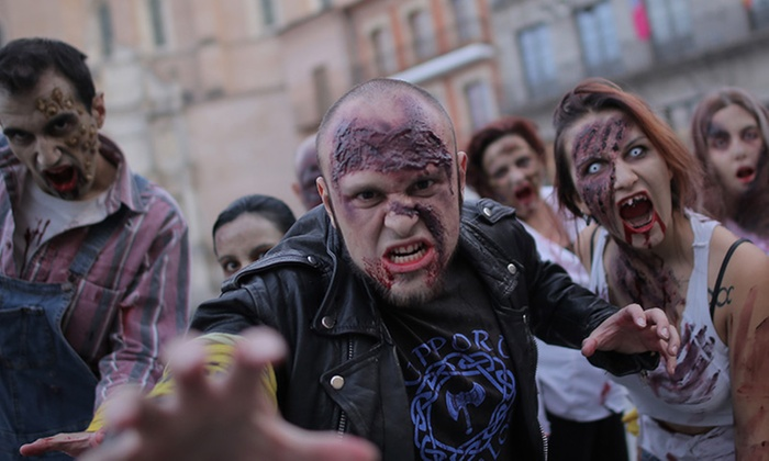 La invasión zombie llega a Madrid con Survival Zombie