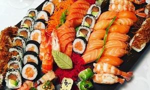 Senpai Sushi: Desde $299 por combinado de 30 o 60 piezas de sushi en Senpai Sushi