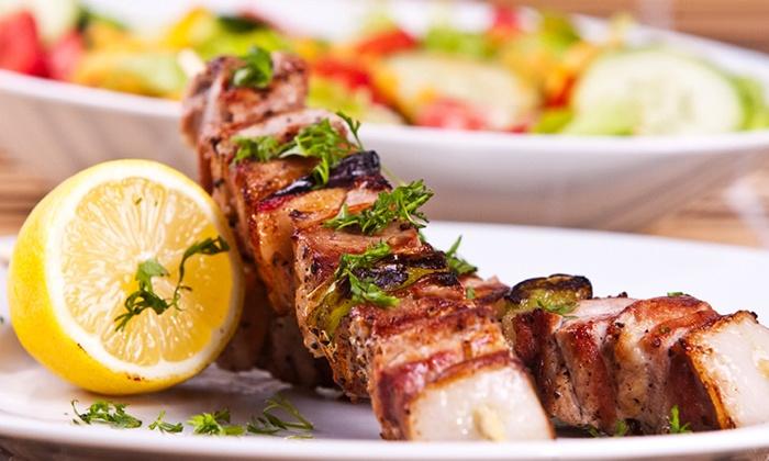 Baklava Factory - Coral Way: $18 for $30 Worth of Mediterranean Cuisine at Baklava Factory