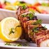 40% Off Mediterranean Cuisine at Baklava Factory
