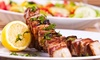 Baklava Factory - Coral Way: $18 for $30 Worth of Mediterranean Cuisine at Baklava Factory