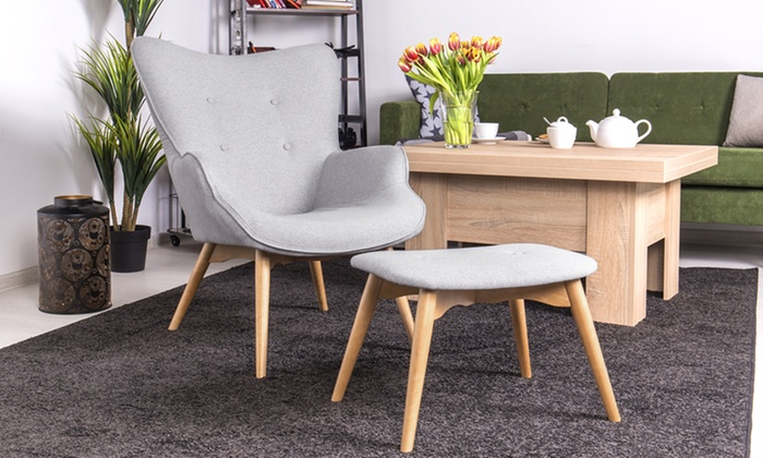 blomster armchair