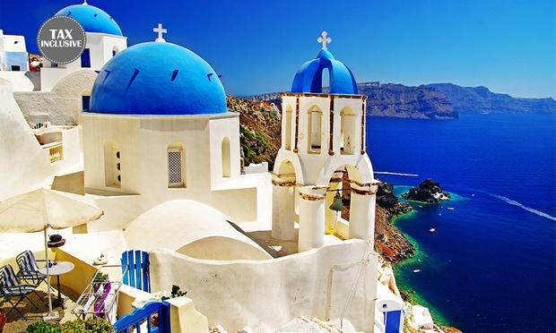 Greece: Santorini Beachside Hotel 0