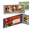 Chinese Lantern Festival Colorized $2 Bill