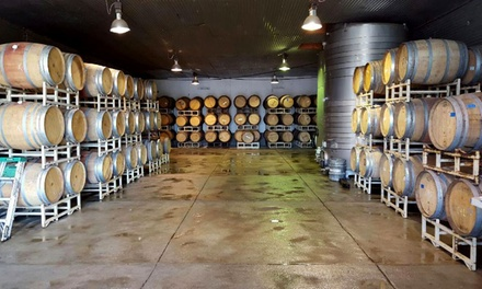 $19 for Wine Tasting for Two with Take-Home Bottle of Wine at Karah Estate Vineyard ($55 Value)