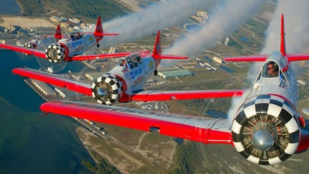Greenwood Lake Air Show on June 9–10