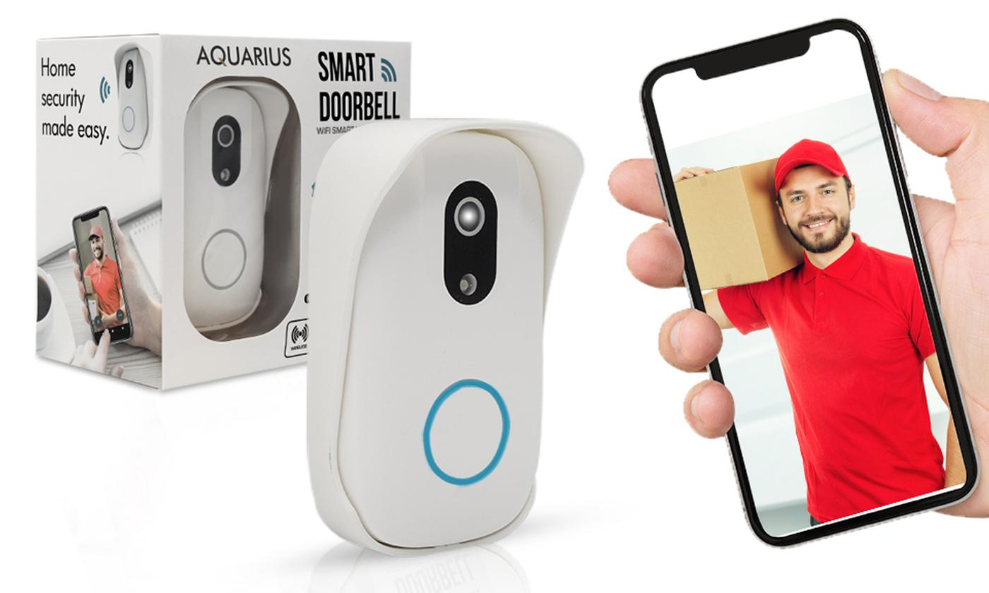 One or Two PMS International Wireless Camera Doorbells