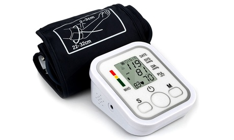 Misuratore di pressione digitale da braccio Eglem con display LED