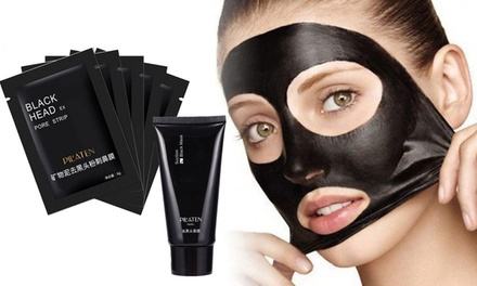 Masques peel off antipoints noirs