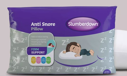 Relax Anti-Snore Pillow