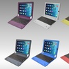 Digital Gadgets Bluetooth Keyboard and Screen Protector for iPad 2/3/4