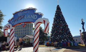 Up to 38% Off Winter Package at Christmas in Candyland at Christmas in Candyland, plus 6.0% Cash Back from Ebates.