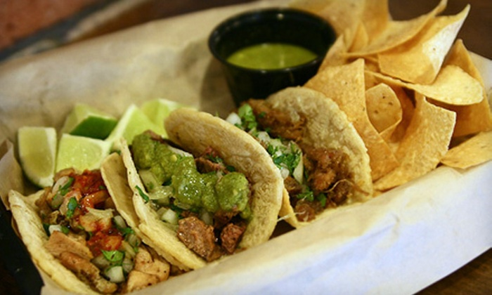 Picoso Mexican Grill - Paramount: $10 Worth of Mexican Food