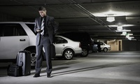One Month of Airport Parking for R699 with Optional Valet at Fly And Park