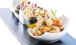 Cafe Azafran: Tapas and Drinks at Cafe Azafran (Up to 52% Off). Two Options Available.