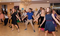 Four or Eight Salsa or Zumba Dance Classes at Crystal Dance Center (Up to 54% Off)
