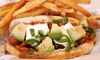 Billys Gourmet Hot Dogs - North Denver: Hot Dogs, Sausages, and Other American Fare at Billy's Gourmet Hot Dogs (Up to 52% Off). Two Options Available.