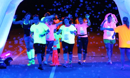 $39 for The Glo Run 5K with Energy Upgrade on Saturday, August 21 ($65 Value)
