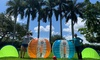 Up to 39% Off 90-Minute Bubble Ball Game from Bubble Bash