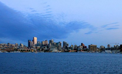 image for One General Adult Ticket to a Weekend Brunch or Seattle Dinner Cruise from Waterways Cruises (Up to 39% Off)