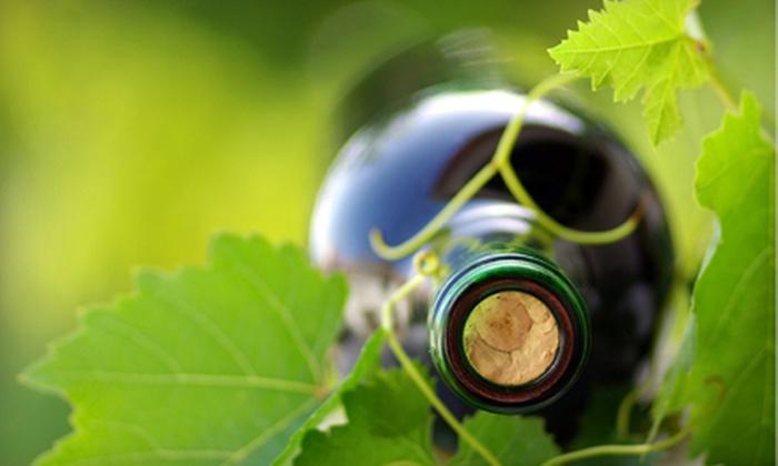 Vino DeSantis - University Drive: Wine Tasting for Two on Thursday or Sunday or $15 for $30 Worth of Wine from In-Store Dispensers at Vino DeSantis