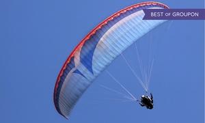 Szkoła Paralotniowa Fly2Live: Lot widokowy na paralotni od 150 zł w Fly2Live