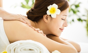 Up to 39% Off Time-Out Massages at Terra Spa