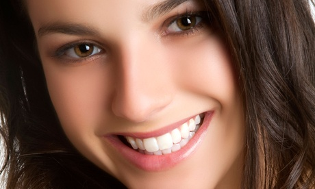 $99 for Zoom! Teeth-Whitening Treatment with Tooth Polishing at Orange Family Dentistry ($399 Value)