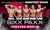 SIXX PAXX #hotsummer Berlin