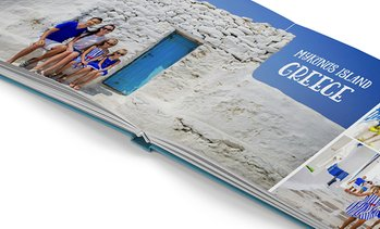 Up to 86% Off Custom Seamless Lay-Flat Photo Books
