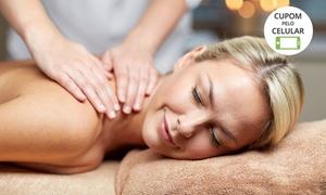 Single Spa Estética & Bem-estar: 4, 8 ou 12 sessões de massagem relaxante e aromaterapia no Single Spa Estética & Bem-estar – Setor Sudoeste