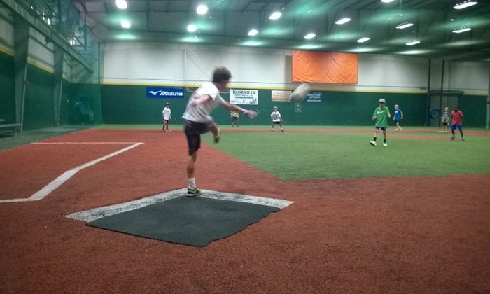Arena Softball - Roseville: Kickball Party for Up to 18 Kids at Arena Softball ($275 Value)