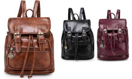 Women's Buckle Backpack: One $25 or Two $45 Don't Pay up to $139.90