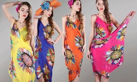 Fino a 5 Bikini cover up Kaftan disponibili in vari colori