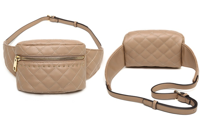 Mkf Collection Coraline Fanny Pack Crossbody Bag By Mia K Farrow Groupon