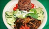 CHEF ORLANDO'S BISTRO - Busch: East Jamaican Food at Chef Orlando's Bistro (Up to 56% Off). Four Options Available.