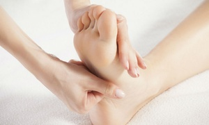 Cher Massage  Spa: $45 for a One-Hour Foot Massage and Reflexology or $59 to Include Foot Spa at Cher Massage & Spa(Up to $114 Value)