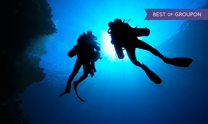 Saguaro Scuba - Mesa: Scuba Certification Course with Rental Equipment and Learning Materials for 1 or 2 at Saguaro Diving (34% Off)