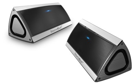 SoundBot SB520 Premium 3D HD Portable Bluetooth Wireless Speaker