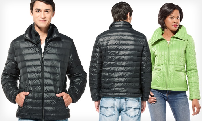 Halifax Packable Down Jackets: $24.99 for Men and Women's Down Jackets (Up to $229 List Price). Multiple Options Available. Free Shipping.