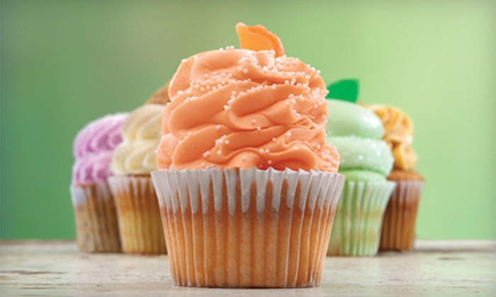 Gigi's Cupcakes - Farragut: 6 or 12 Gourmet Cupcakes at Gigi's Cupcakes (Up to 47% Off)
