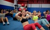 Fit Body Boot Camp - San Ramon Village: Three Weeks of Unlimited Boot Camp Classes for One or Two at Fit Body Boot Camp (Up to 76% Off)