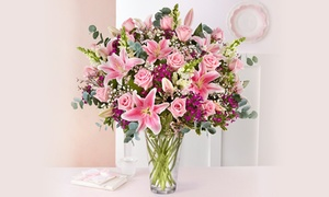 50% Off Flowers and Gifts from 1-800-Flowers.com at 1-800-Flowers.com, plus 6.0% Cash Back from Ebates.