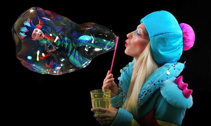 B-the Underwater Bubble Show - The Maryland Theatre: B – The Underwater Bubble Show on Friday, December 2, at 7 p.m.