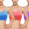 Double-Layer Sports Bras (3-Pack)