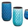 Ceramic Honeycomb Planters (2-Pack)