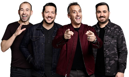 Impractical Jokers: The Cranjis McBasketball World Comedy Tour  on Saturday, August 10, at 7 p.m.