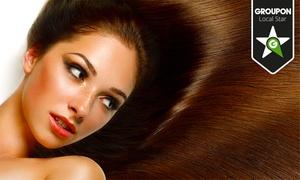Tatiana Silva Hair Design: Tratamiento alisador brasileño o japonés con corte de pelo desde 59 € en Espacio Tatiana Silva