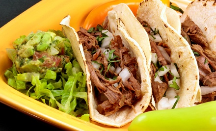 $11 for Mexican Cuisine at Beto's Mexican Restaurant ($20 Value)